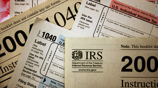 Filing Bankruptcy - Up-to-Date Tax Returns