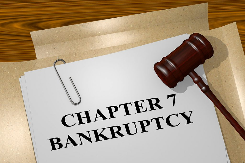 Chapter 7 Bankruptcy Folder
