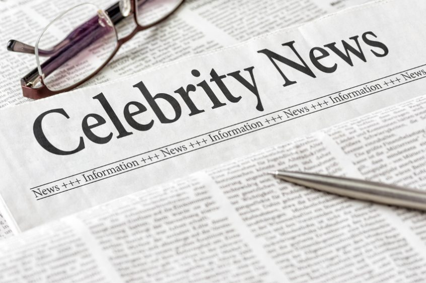 Celebrities filing bankruptcy