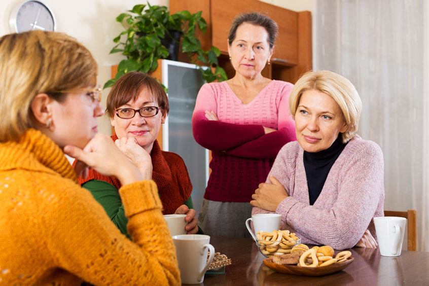 A disability attorney on talking to your family