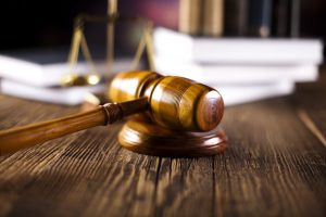 experienced bankruptcy lawyers from RGG Law gavel