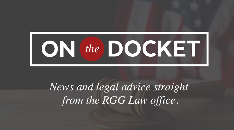 Disability Attorney - On the Docket