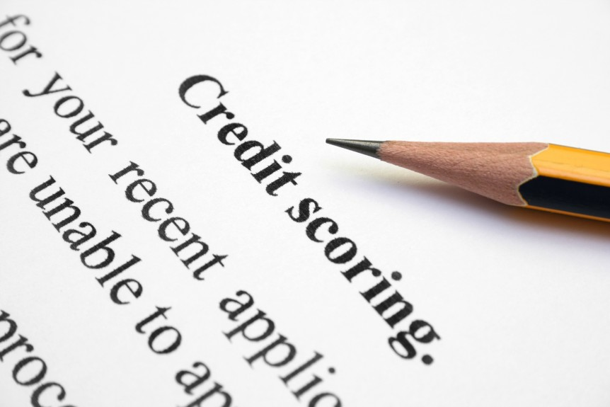 filing bankruptcy and credit scores