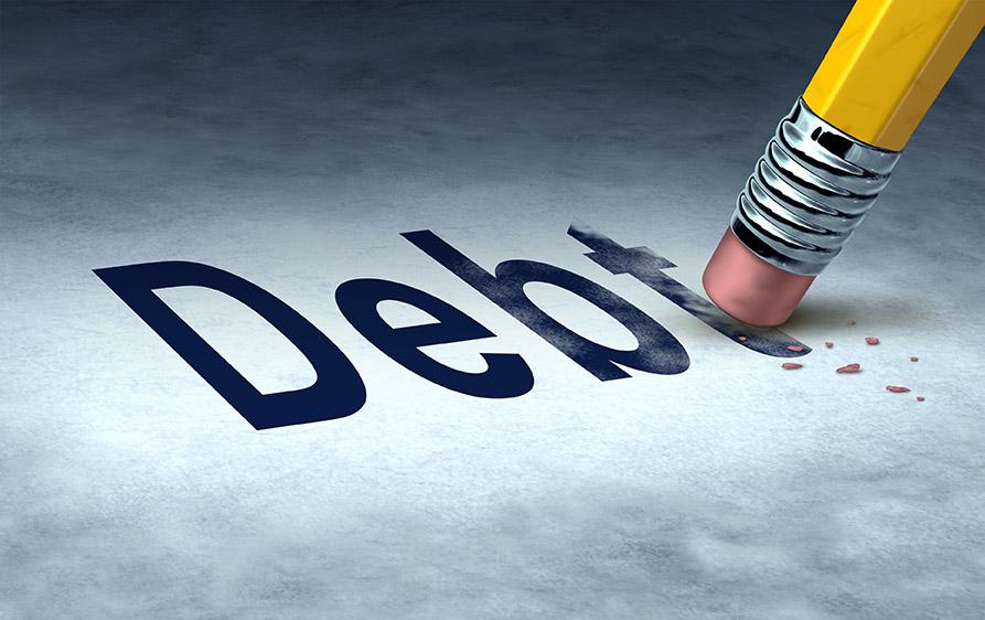FIling Bankruptcy Can Help Erase Debt